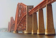 The Forth Bridge 1987 (Photo Paul) Tags: bridge classic scotland steel rail historic forth abigfave anawesomeshot