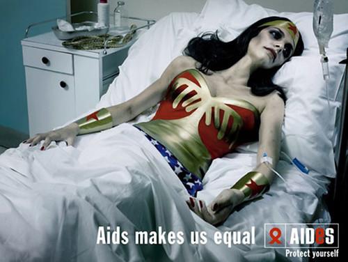 L'Aids ci rende uguali