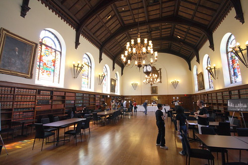 Learn about Osgoode Hall with a free audio tour.