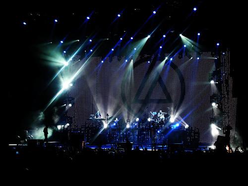 Linkin Park//Projekt Revolution 2007