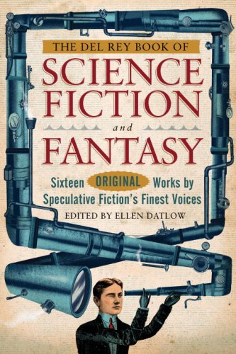 The Del Rey Book of SF and Fantasy cover