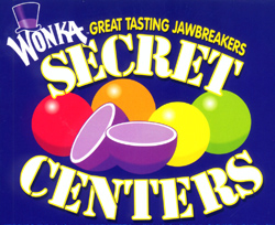 1991ish - Secret Centers - the secret center is PAIN!