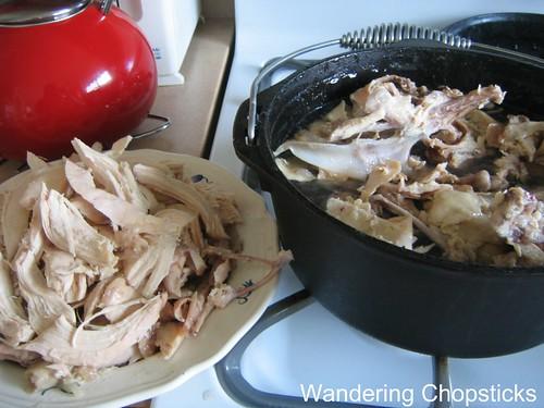 Pho Ga (Vietnamese Chicken Noodle Soup) 5