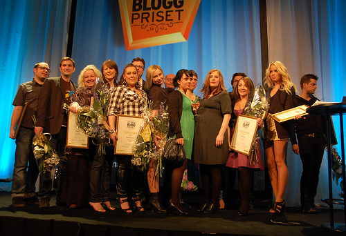 Stora Bloggpriset - the winners