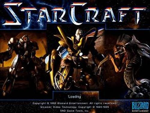 StarCraft!