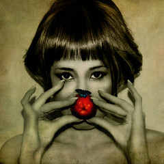 *clown* (nene-ane(ON - OFF)) Tags: selfportrait textures artistictreasurechest theartlair selectbestfavorites