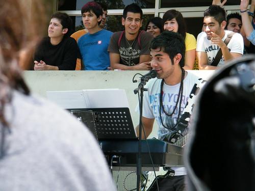 el vocalista