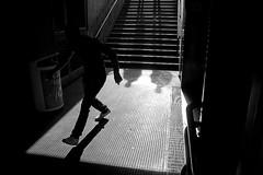 (Donato Buccella / sibemolle) Tags: street bw italy milan underground shadows milano streetphotography mm duomo metropolitana sibemolle blackandwhitemg9259