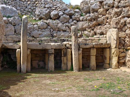 Gozo - Ggantija temples