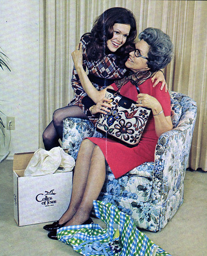 Photo from the 1973 Enid Collins catalog - Cathy's collection