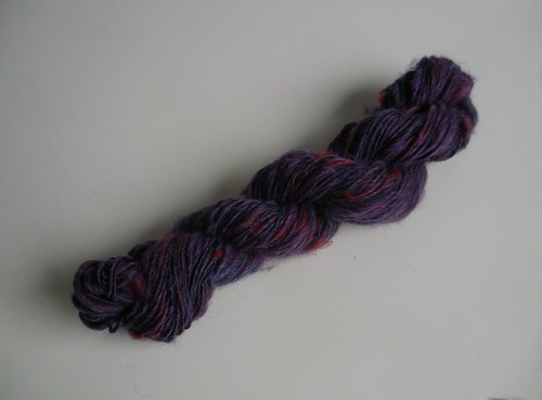 Acidity handspun