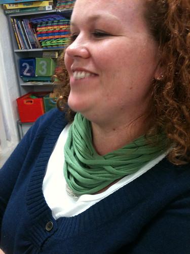 megans scarf