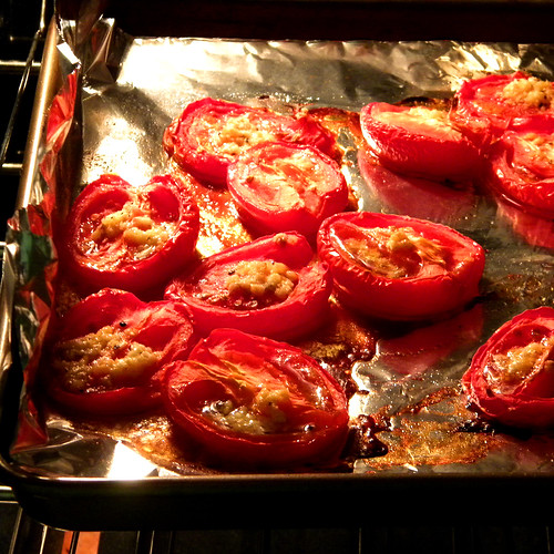 Slow Roasted Tomatoes 2