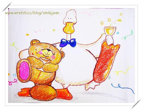 巧克力熊6