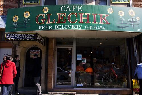Cafe Glechik