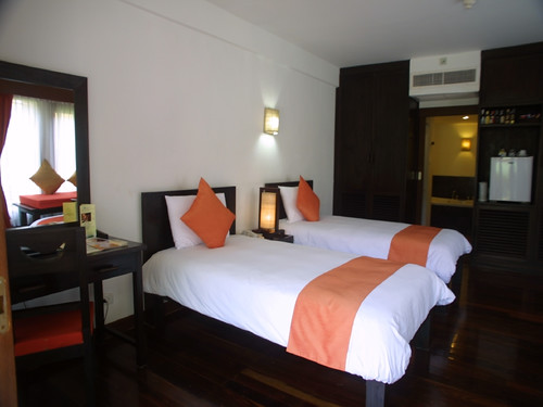 サムイ島-Baan Haad Ngam Boutique Resort-Superior room0007