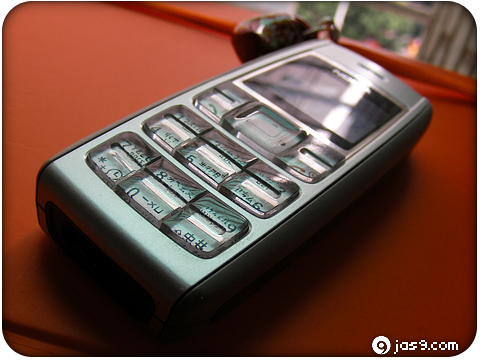 my new cell phone