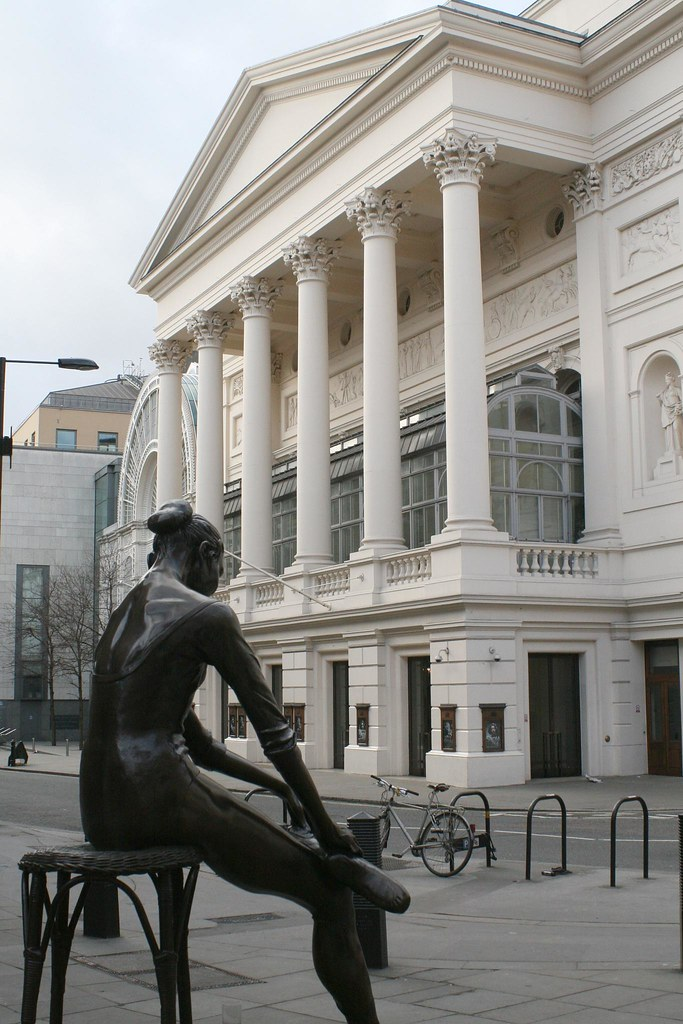 the worlds best photos of royaloperahouse and statue