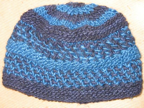 Blue Amanda Hat
