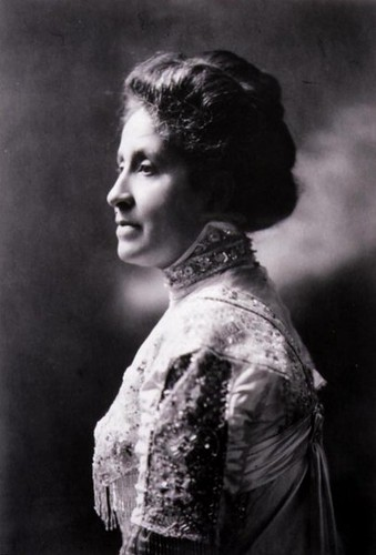 MARY CHURCH TERRELL, Educational, Civil Rights, and Women's Rights Leader