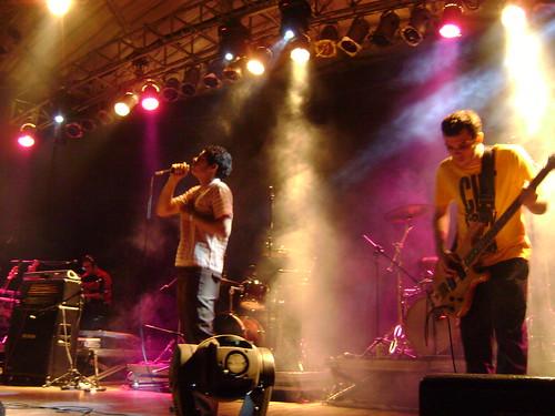 Mombojó - Circo Voador - 03/05/08