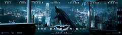 Poster The Dark Knight El Caballero Oscuro Batman Christopher Nolan Christian Bale