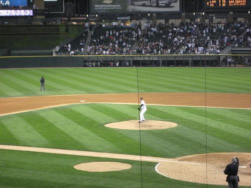 Sox v Twins, May 6th, 2008