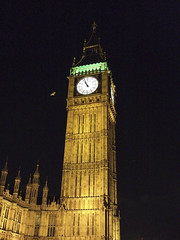 Big Ben (Florkje) Tags: london clock night big ben bigben