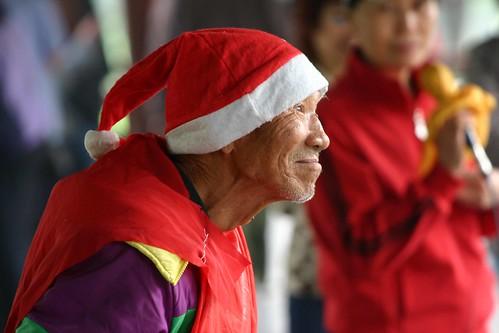 中国圣诞老人