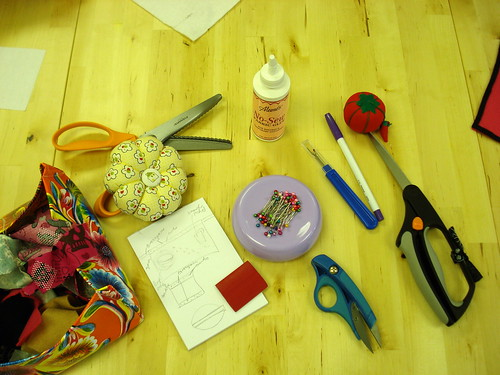 Intro to Sewing Supplies!