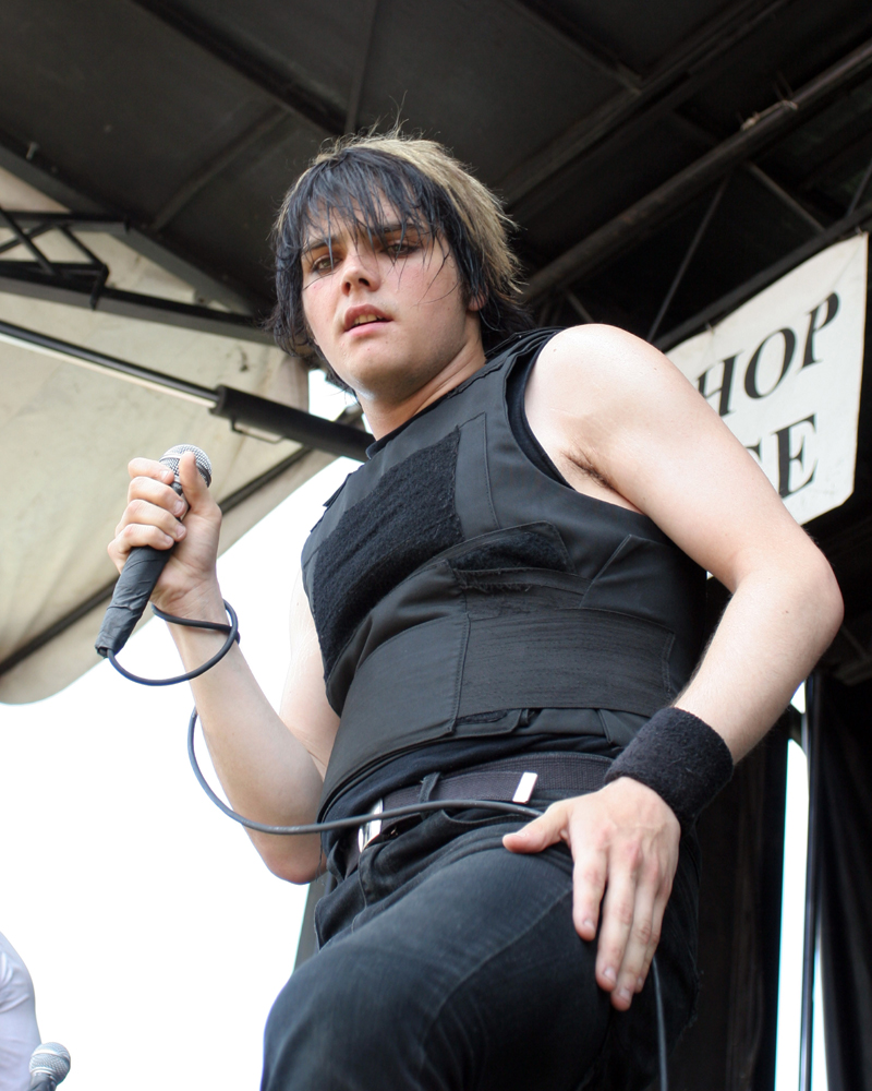 Mcr Warped Tour