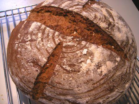 Dark Onion Rye - Final Recipe