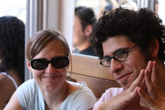 Shannon & Ben at Delfina Pizzeria (Mission/San Francisco)