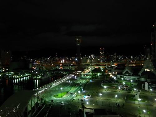 消失的神戶塔之一