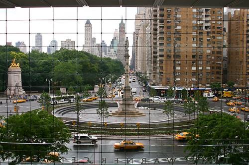 Columbus Circle, June 2005