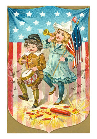 4th-of-July-Children-with-Bugle-and-Drum-Print-C10371331.jpeg