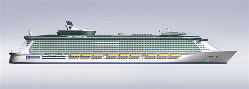 Worlds Largest Cruise Ship – $1.24 Billion