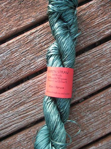 Alchemy Silken Straw Spruce