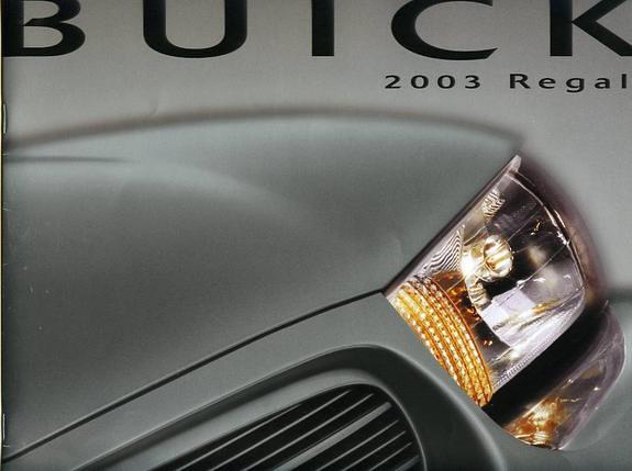2003 buick regal buickregal
