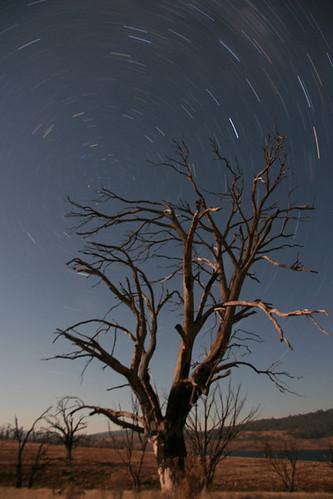 Star trail test