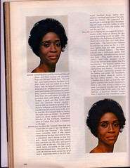Jimmie Fowlkes Before (rlweisman) Tags: 1969 redbook makeovers redbookmagazine jimmiefowlkes