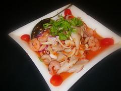 泰式拌海鮮