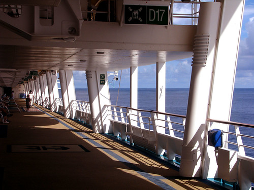 Mariner of the Seas Deck 4