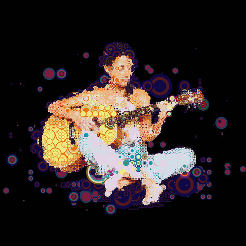 Bradesco Prime: The guitarist / Charis Tsevis