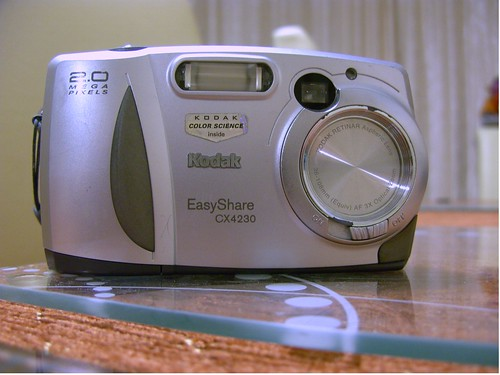 Our second digital camera!