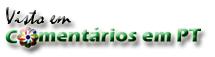 Logo Comentários em PT by Fabiana Velôso