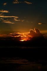 Saying Good Bye (Ridho Nur Imansyah) Tags: sunset beach balikpapan