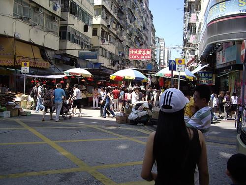 street_market_hong Kong