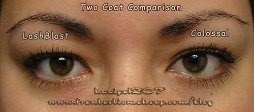 Two Coat Comparison