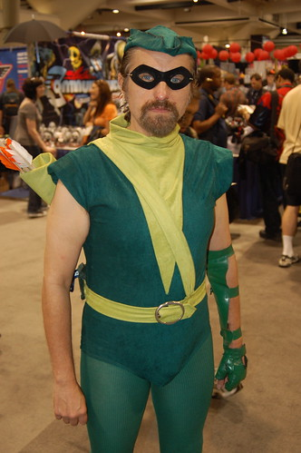 Comic Con 2008: Green Arrow